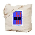 GEEK DESIGN Tote Bag