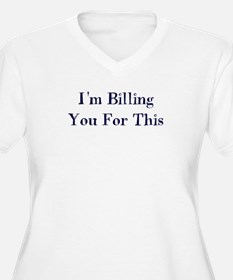 Billing Plus Size T-Shirt