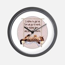 My Cat - 2 Wall Clock
