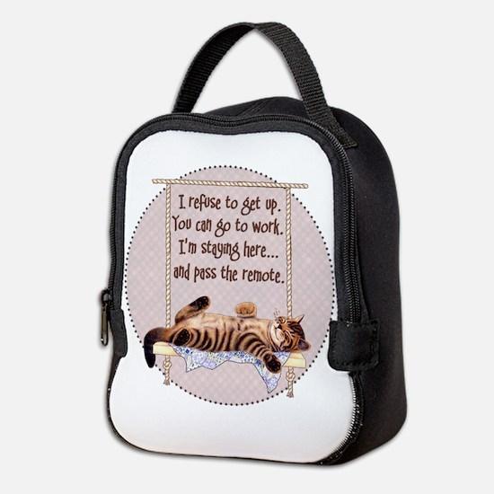 My Cat - 2 Neoprene Lunch Bag