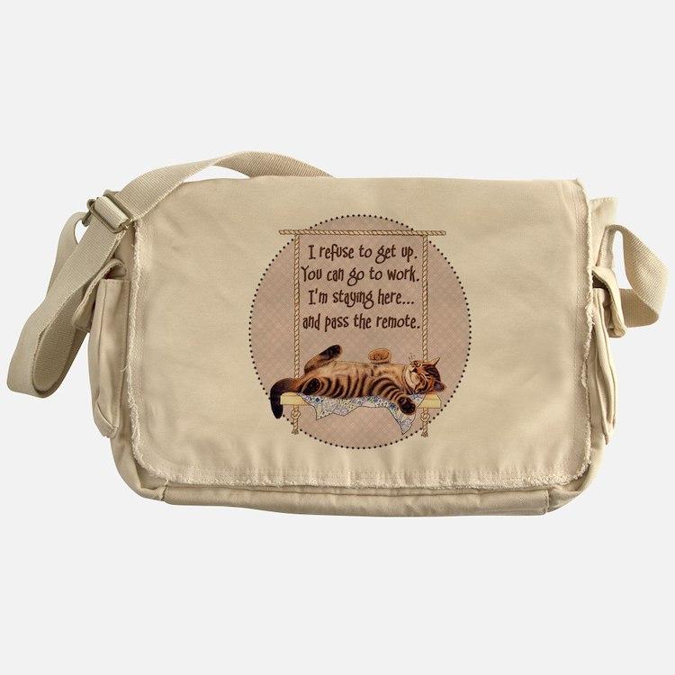 My Cat - 2 Messenger Bag