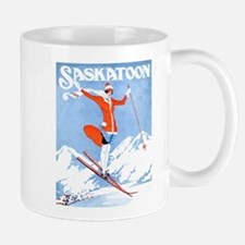 Saskatoon Sking Mug