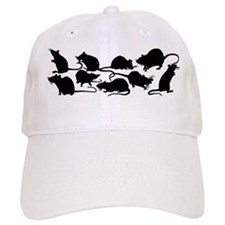Lots Of Rats Baseball Cap