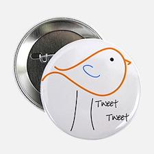 """Tweet Tweet 2.25"""" Button"""
