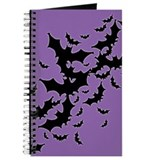 Bats Journals & Spiral Notebooks