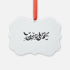 Lots Of Bats Ornament