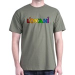 Rainbow Lokahi Dark T-Shirt