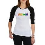 Rainbow Lokahi Jr. Raglan