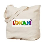 Rainbow Lokahi Tote Bag