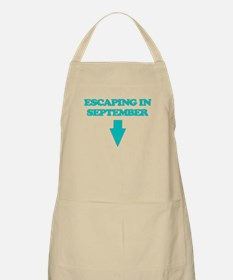 ESCAPING IN SEPTEMBER Apron