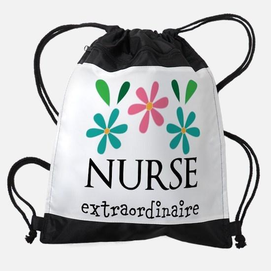 Nurse Personalized Nursing Job Gift Drawstring Bag
