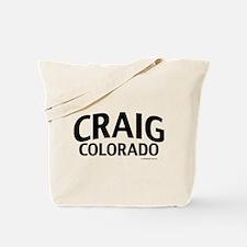 Craig Colorado Tote Bag