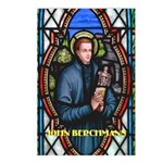 Saint John Berchmans Postcards (Package of 8)