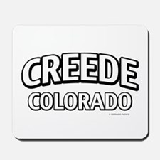 Creede Colorado Mousepad