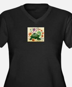 ODAT One day at a time Plus Size T-Shirt