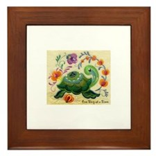 ODAT One day at a time Framed Tile