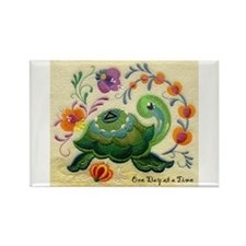 ODAT One day at a time Rectangle Magnet