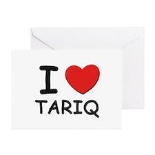 I love Tariq Greeting Cards (Pk of 10)