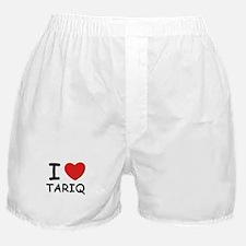 I love Tariq Boxer Shorts