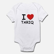 I love Tariq Infant Bodysuit