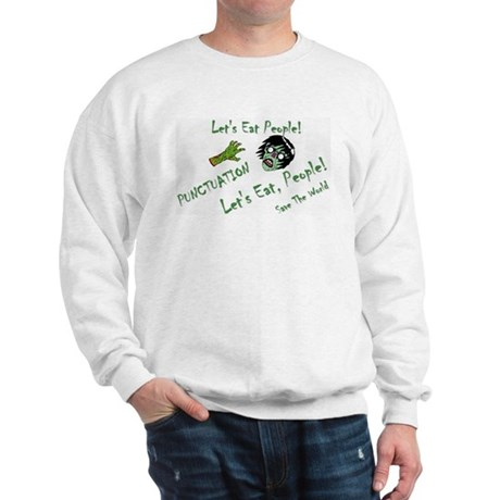Punctuation Sweatshirt