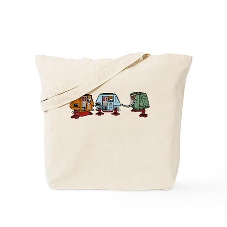 Silent Huey, Dewey and Louie Tote Bag