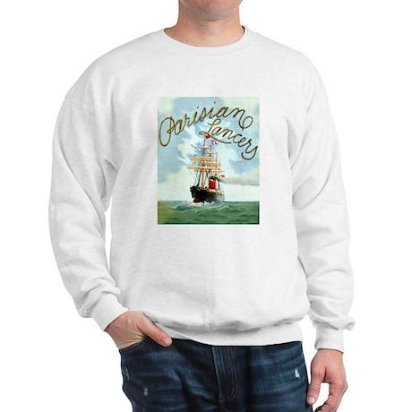 Parisian Tall Ship Sweatshirt