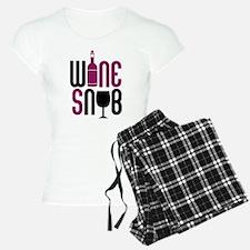 Wine Snob Pajamas