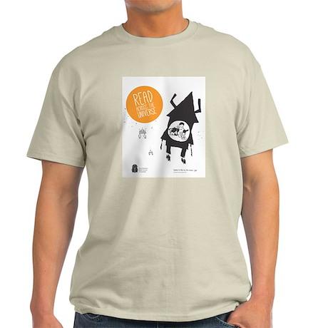 Read Across The Universe t-shirt - undated T-Shirt