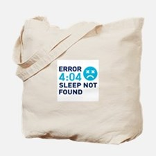 ERROR 4:04 Tote Bag