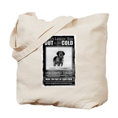 DDB Winter Tote Bag