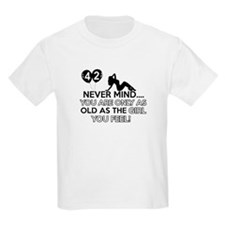 Funny 42 year old designs T-Shirt