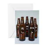 Beer birthday Greeting Cards