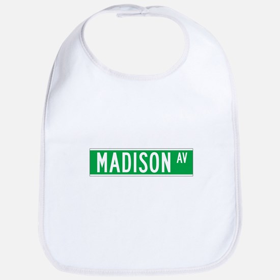 Madison Ave., New York - USA Bib