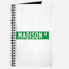 Madison Ave., New York - USA Journal