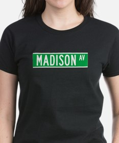 Madison Ave., New York - USA Tee