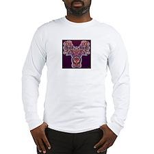Quetzalcoatl 1 Long Sleeve T-Shirt