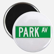 Park Ave., New York - USA Magnet