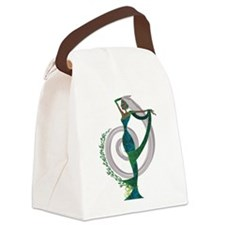 Our Lady of Tea Canvas Lunch Bag