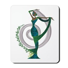 Our Lady of Tea Mousepad