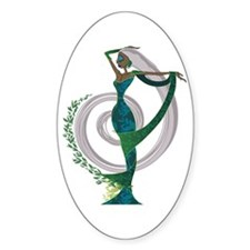 Our Lady of Tea Decal