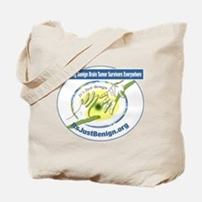 Connecting Benign Brain Tumor Survivors Tote Bag