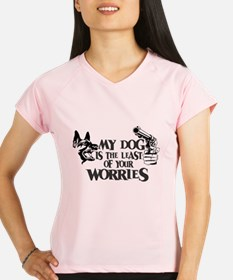 Least of Your Worries Performance Dry T-Shirt