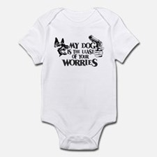 Least of Your Worries Infant Bodysuit