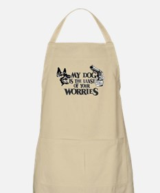 Least of Your Worries Apron