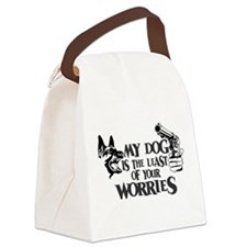 Least of Your Worries Canvas Lunch Bag