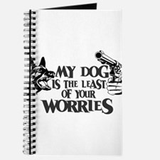 Least of Your Worries Journal