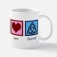 Peace Love Charmed Mug