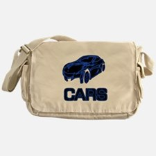 cars Messenger Bag