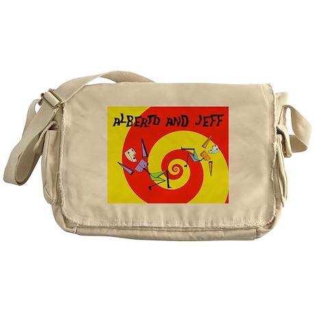 Vortex Messenger Bag